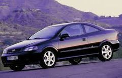 OPEL ASTRA G coupe (F07_)
