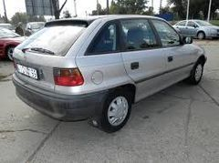 OPEL ASTRA F CLASSIC hatchback