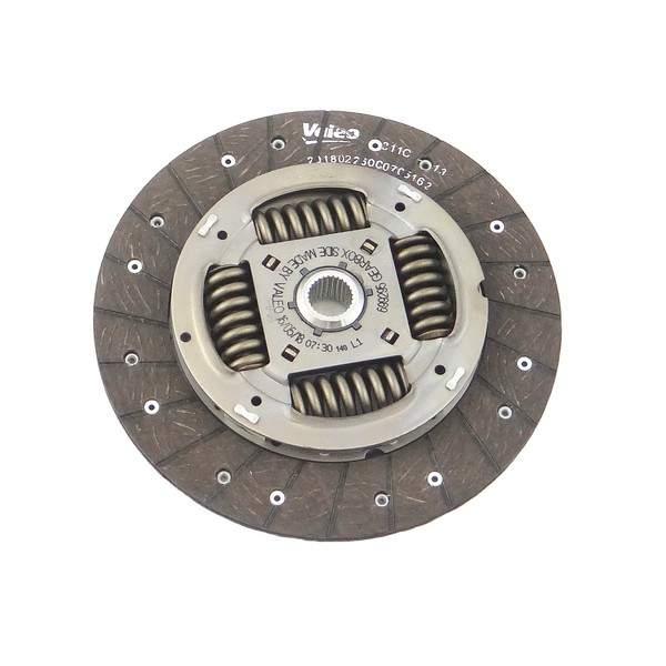 Zestaw sprzęgła z kołem jednomasowym VALEO 835051