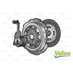 Zestaw sprzęgła VALEO 834240