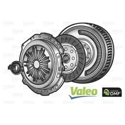 Zestaw sprzęgła z kołem dwumasowym VALEO 837110