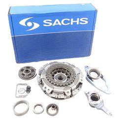 Zestaw sprzęgła suchego (automat - skrzynia DSG 7 / S-Tronic) SACHS 3000 943 001