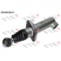 Pompa sprzęgła FTE KG190139.2.1