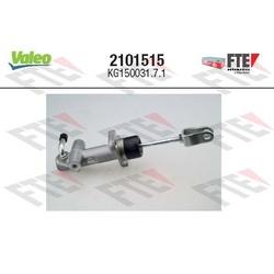 Pompa sprzęgła VALEO 2101515