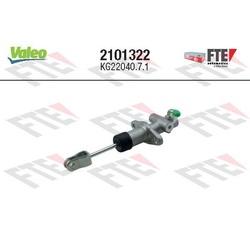 Pompa sprzęgła VALEO 2101322