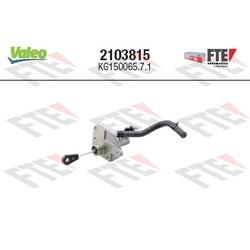 Pompa sprzęgła VALEO 2103815