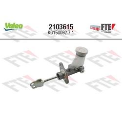 Pompa sprzęgła VALEO 2103615