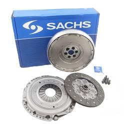 Zestaw sprzęgła z kołem dwumasowym SACHS 2289 601 002