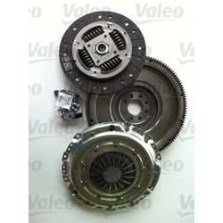 Zestaw sprzęgła z kołem jednomasowym VALEO 835028 VW TRANSPORTER T4 AUTOBUS