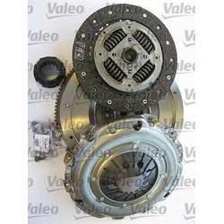 Zestaw sprzęgła z kołem jednomasowym VALEO 835085