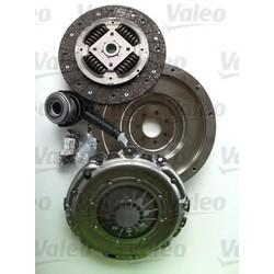 Zestaw sprzęgła z kołem jednomasowym VALEO 845011