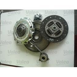 Zestaw sprzęgła z kołem jednomasowym VALEO 845039 VW GOLF 4 LIFTBACK