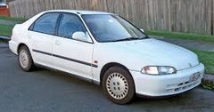 HONDA CIVIC V sedan (EG, EH)