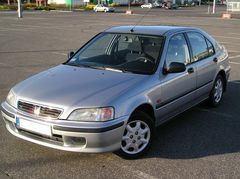 HONDA CIVIC VI Fastback (MA MB)