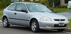 HONDA CIVIC VI Hatchback (EJ, EK)