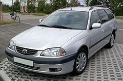 TOYOTA AVENSIS Station Wagon (T22)