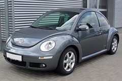 VW NEW BEETLE (9C1, 1C1)