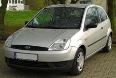 FORD FIESTA V (JH, JD)