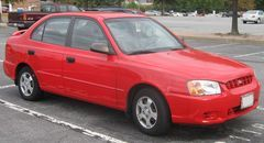 HYUNDAI ACCENT sedan (LC)