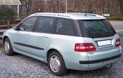 FIAT STILO Multi Wagon (192)