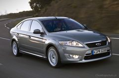 FORD MONDEO IV (BA7)