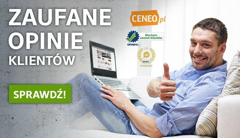 Zaufane opinie tylko w Sprzeglo.com.pl!