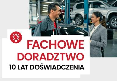 Fachowe doradztwo tylko w Sprzeglo.com.pl